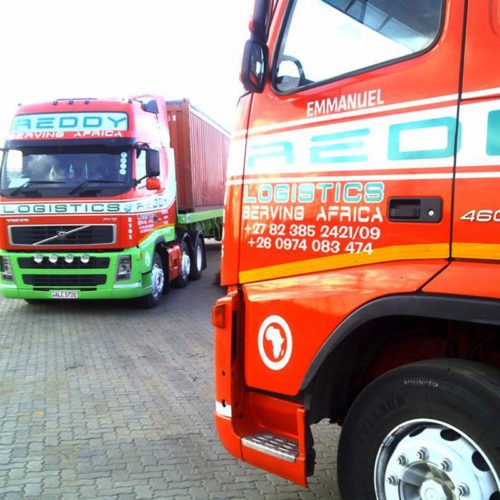 Reddy Logistics